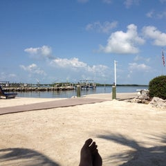 Photo taken at Island Bay Resort by Joe L. on 9/3/2012