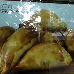 Photo taken at House Of Empanadas by Leonardo S. on 6/9/2012