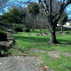 Photo taken at Washington Park by John F. on 3/6/2012