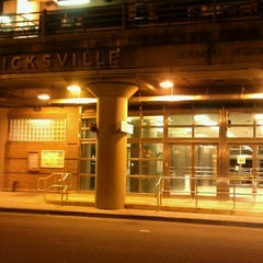 Photo taken at LIRR - Hicksville Station by Andrea D. on 8/6/2011