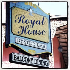 Photo taken at Royal House Oyster Bar by Tammy C. on 10/22/2011