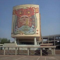 Photo taken at UNAM Facultad de Medicina by Snake E. on 12/20/2011