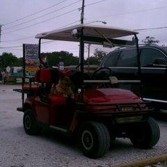 Photo taken at Smokin' J's Real Texas BBQ by Alan U. on 11/15/2011