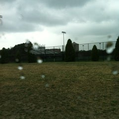 Photo taken at Jordan Field by Lexi D. on 7/28/2012
