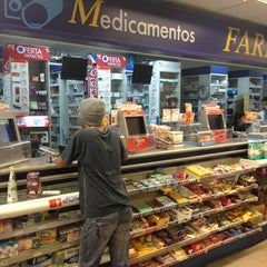 Photo taken at Farmacias Ahumada by Javier P. on 6/16/2012