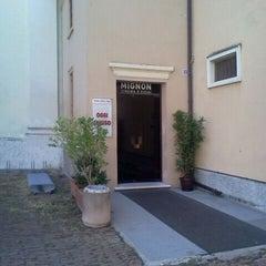 Photo taken at Mignon Cinema d'Essai by Simon L. on 9/13/2011