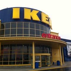 Photo taken at IKEA Elizabeth by Ann F. on 1/26/2012
