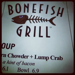 Photo taken at Bonefish Grill by Peter R. on 6/1/2012