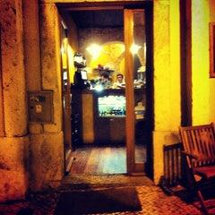 Photo taken at Cruzes Credo Café by Francisco H. on 3/14/2012