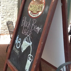 Photo taken at Morgan Street Brewery by Chris M. on 4/1/2012