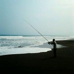 Photo taken at Pantai Ketawang by dGrimaldi on 4/29/2012