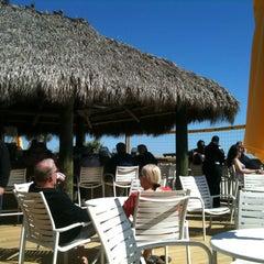 Photo taken at Tiki Hut by Brett B. on 3/5/2012