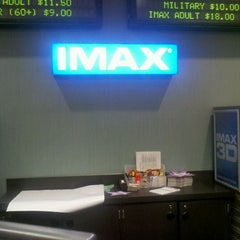 Photo taken at Regal Cinemas Fox 16 & IMAX by APRIL on 5/12/2012