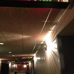 Photo taken at Regal Cinemas Bethesda 10 by Brittany D. on 4/17/2012