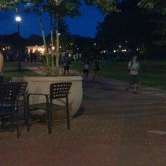 Photo taken at Courtyard Dining Hall by Lindsey R. on 8/23/2012