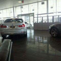 Photo taken at Faulkner BMW by Sean R. on 2/13/2012