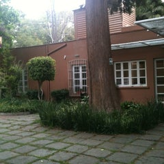 Photo taken at UNAM CELE TLALPAN by Antonio C. on 3/17/2012