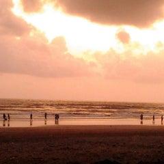 Photo taken at Kashid Beach by Shardul T. on 8/25/2012