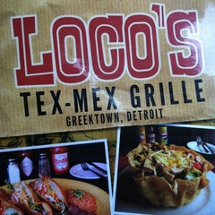Photo taken at Loco's Bar & Grill by Beckie T. on 8/31/2012