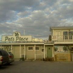 Photo taken at Pat's Place Restaurant by Karen B. on 2/7/2012