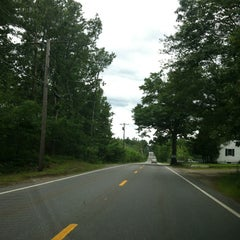 Photo taken at Route 110 West In Westford by Justin W. on 6/27/2012