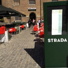 Photo taken at Strada by George J. on 4/1/2012