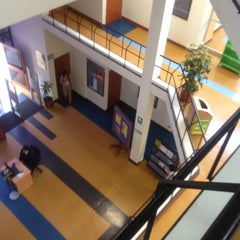 Photo taken at Biblioteca Central - PUCP by Martin S. on 2/6/2012