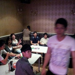 Photo taken at Red Box Karaoke by maymay S. on 3/7/2012