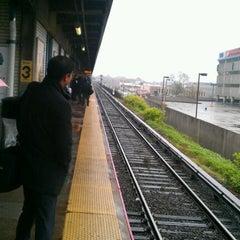 Photo taken at LIRR - Hicksville Station by Chris M. on 4/23/2012
