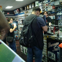 Photo taken at GameStop by Andrew H. on 7/13/2012
