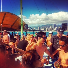 Photo taken at Waikiki Ocean Club by Scott R. on 9/4/2012