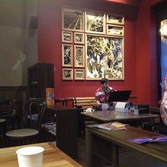 Photo taken at Sambalatte Torrefazione by Jesse S. on 5/23/2012