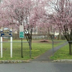 Photo taken at Maple Ave Park by Eric B. on 3/21/2012