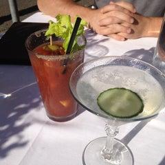 Photo taken at Balboa Cafe by Megan B. on 9/3/2012