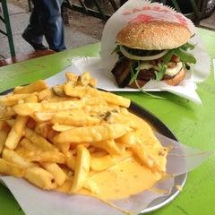 Photo taken at Burgeramt by Dominik on 4/24/2012