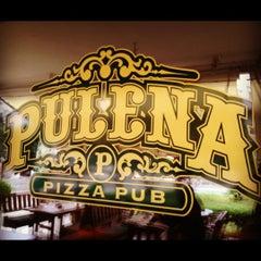 Photo taken at Pulena by Sergej Z. on 4/7/2012