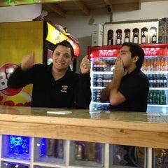 Photo taken at Restaurant Marisquería Marcoa by Ana Maria E. on 4/20/2012