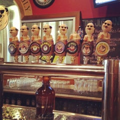 Photo taken at Fat Head's Brewery & Saloon by Jan C. on 8/31/2012