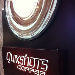 Photo taken at Quikshots Coffee by Bonnie H. on 5/7/2012