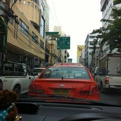 Photo taken at Soi Maheasak 3 by Fon R. on 6/18/2012