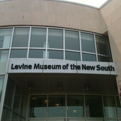 Photo taken at Levine Museum of the New South by Casey E. on 7/1/2012