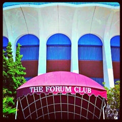 Photo taken at The Forum by Mark P. on 8/23/2012