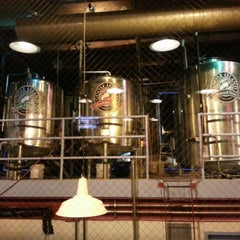 Photo taken at Goose Island Brewery by Phillip B. on 8/13/2012