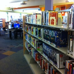 Photo taken at Dallas Public Library - Audelia Road Branch by Peter C. on 2/24/2012