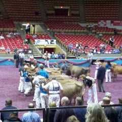Photo taken at World Dairy Expo by Calli S. on 10/5/2011