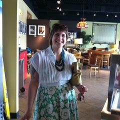 Photo taken at Coffee Phix Café by Bonnie K. on 7/8/2011