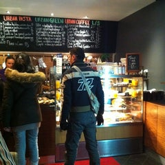 Photo taken at Wayne´s Coffee by Silver on 1/4/2012