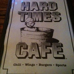 Photo taken at Hard Times Cafe by Andrea M. on 10/4/2011