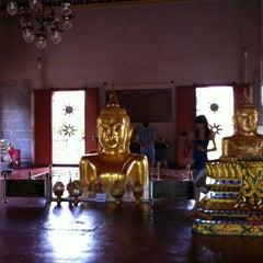 Photo taken at วัดพระทอง (หลวงพ่อพระผุด) (Wat Phra Thong) by Kratai_Rabbit^^ on 2/18/2012
