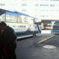 Photo taken at Estación de Autobuses de Valencia by Alberto R. on 10/26/2011